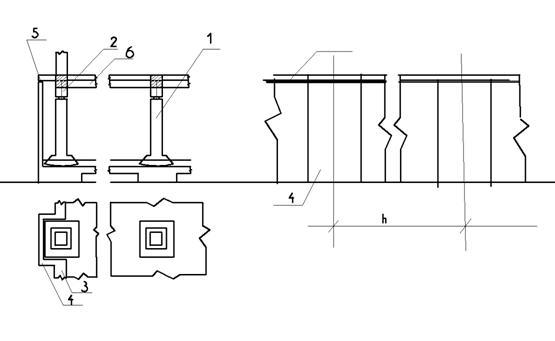 схема подвального этажа